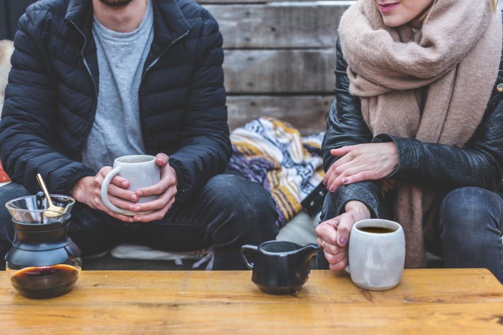 Zakaj je tako pomembno iti na kavo?