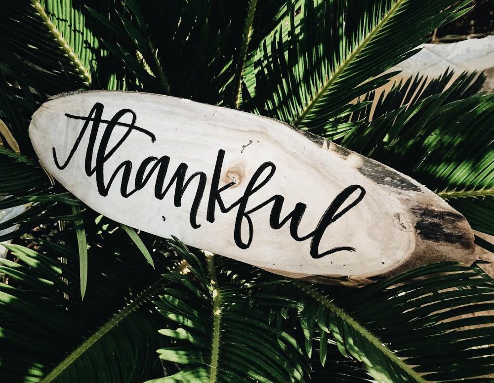 Zahvaljuj se za male stvari