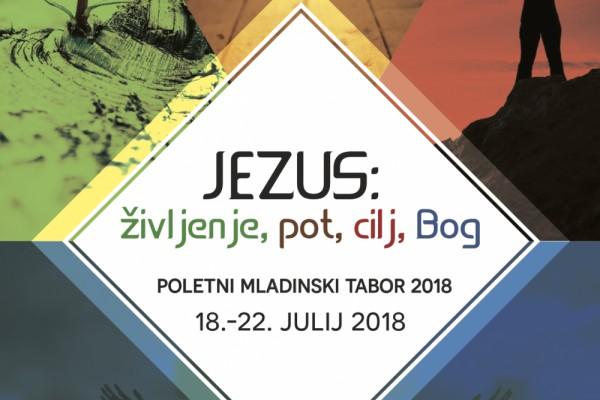 Poletni mladinski tabor 2018