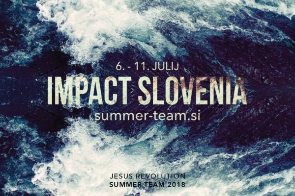 IMPACT SLOVENIA 2018